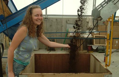 Allison Jack - Compost Researcher
