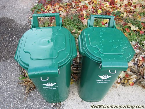 The Green Bins Have Finally Arrived