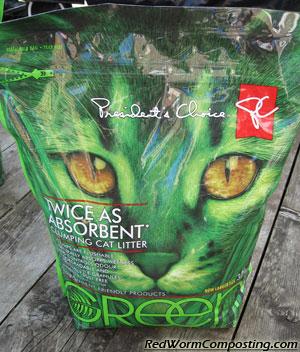 Eco-friendly Cat Litter