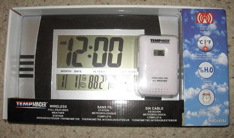 Remote Digital Temperature Monitor