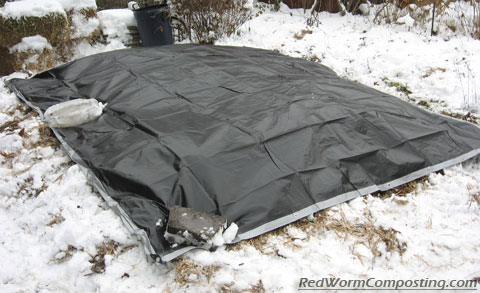 Big Black Tarp